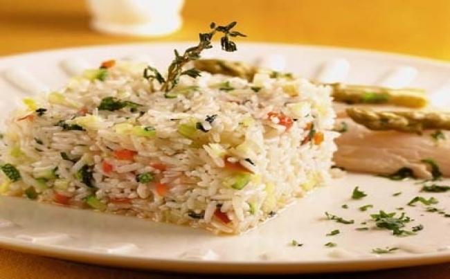 Arroz al horno con verduras recetas menu per - Arroz con verduras light ...