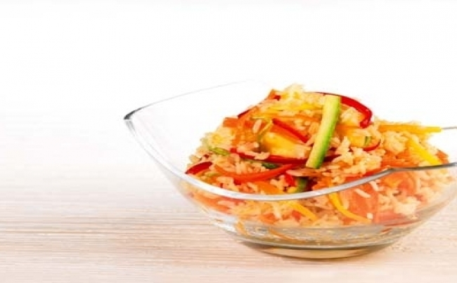 Arroz con verduras recetas menu per - Arroz con verduras light ...