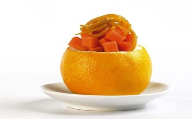 Refresco de melocot n recetas menu per - Dulce de zanahoria ...
