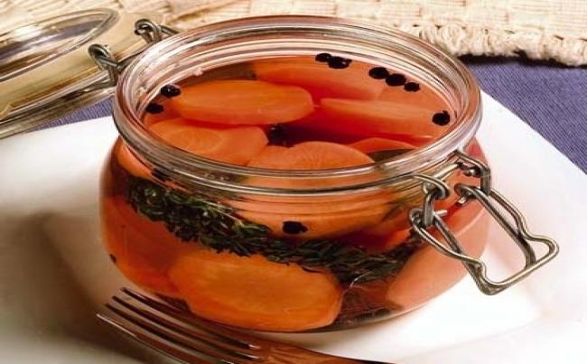 Encurtido de zanahorias recetas menu per - Encurtido de zanahoria ...