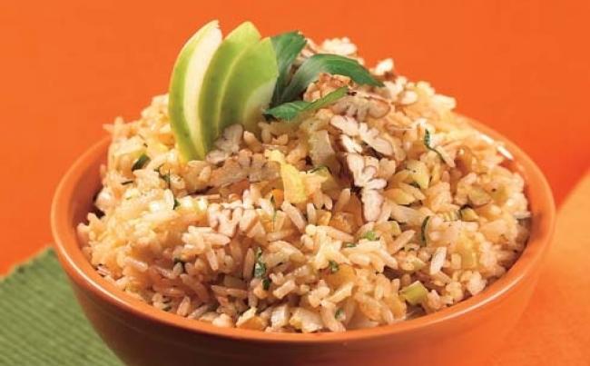 Gastronom a gastronom a estilo de vida recetas postres - Ensalada de arroz light ...