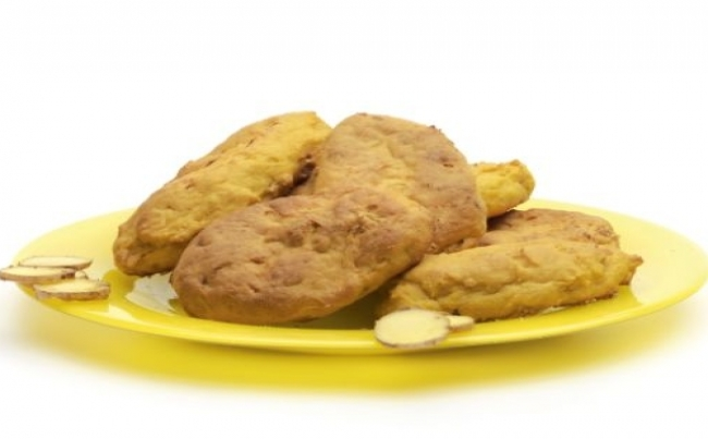Galletas de camote