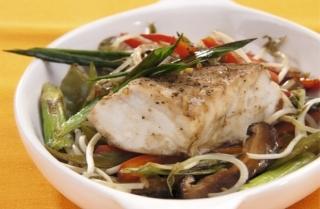 Gastronom a per com for Pescado chino